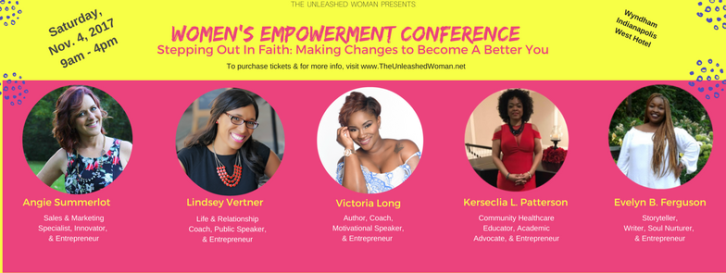 - EXPERIENCE A DAY OF INSPIRATION & ENCOURAGEMENT- GAIN CONFIDENCE TO MAKE LASTING CHANGES- BE EMPOWERED TO LIVE A PURPOSEFUL LIFE